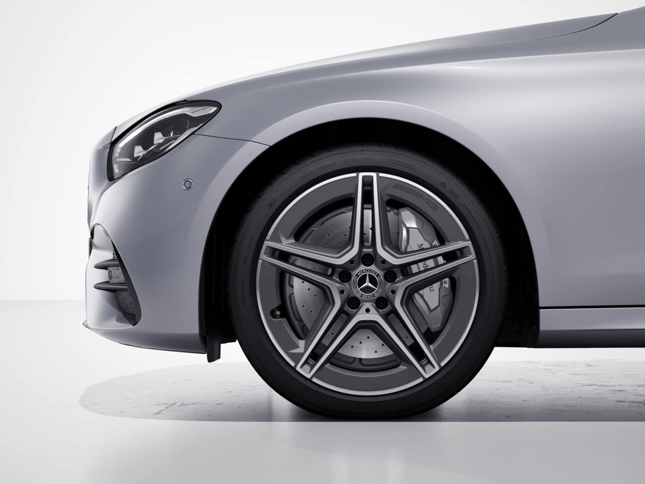 RSN - AMG® 5-Spoke Wheels