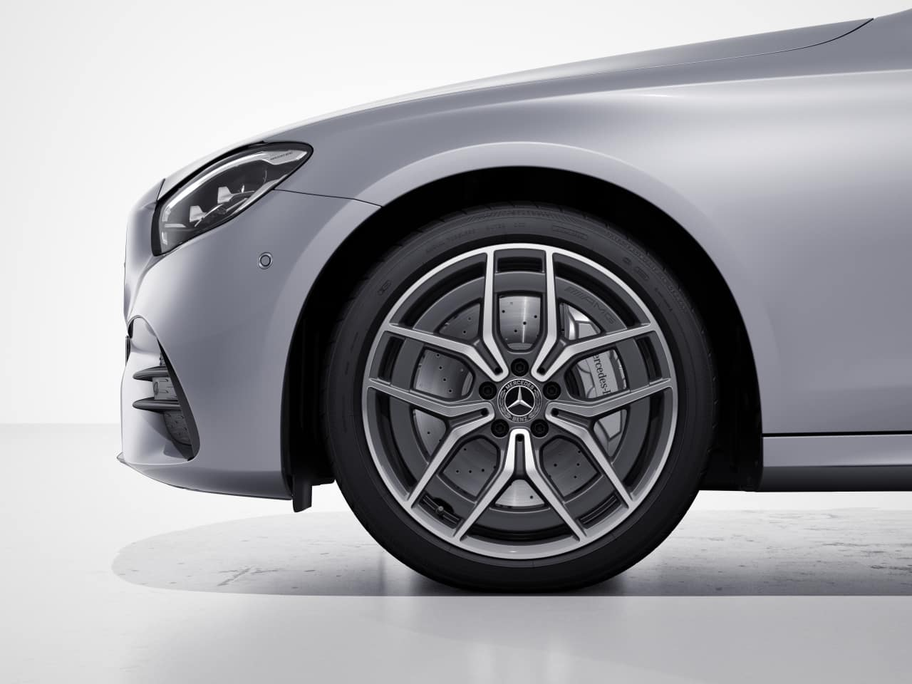 RSZ - AMG® Twin 5-Spoke Wheels