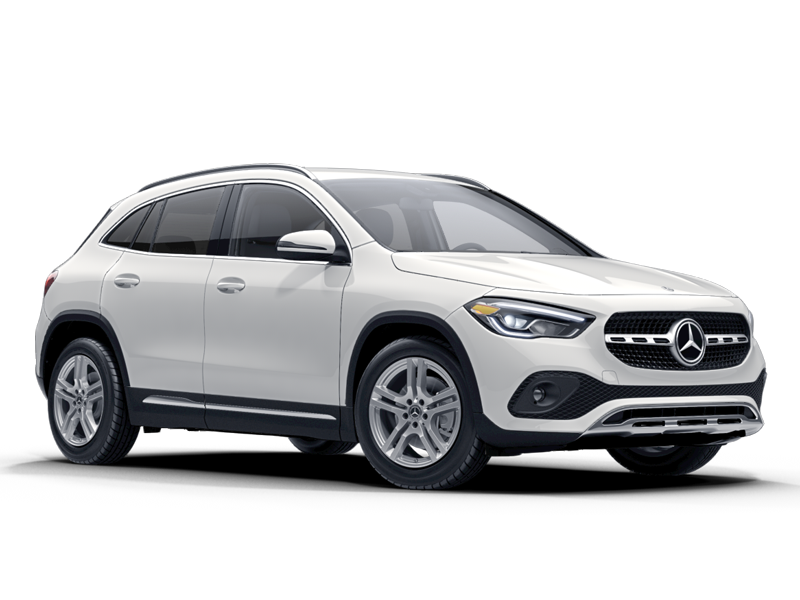 New 2021 GLA SUV