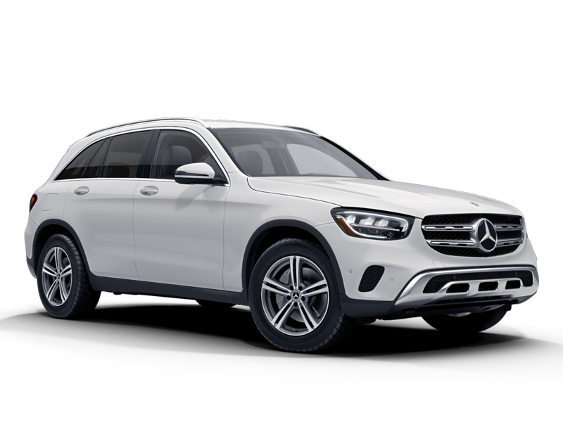 New 2020 GLC SUV