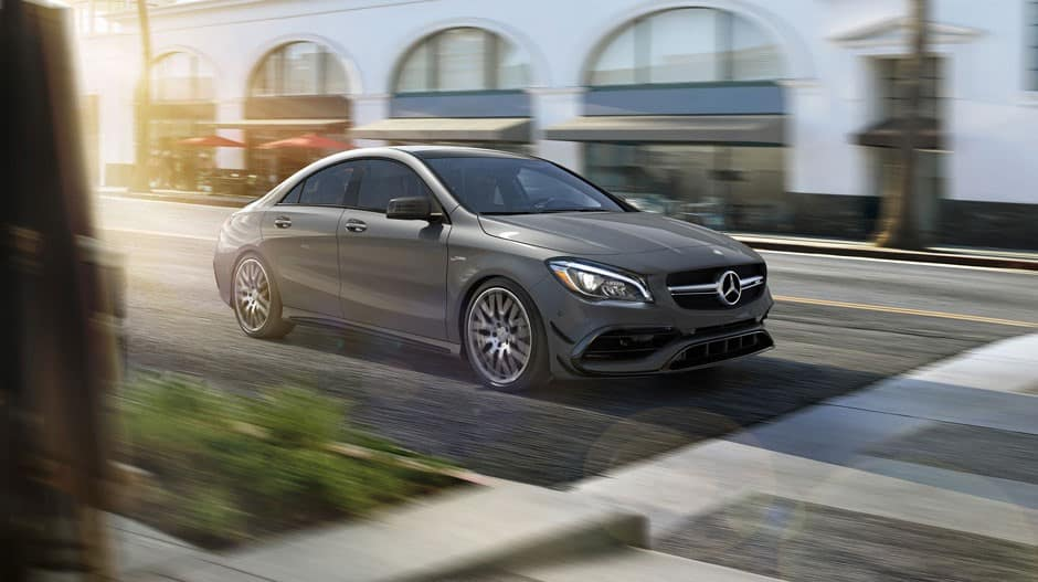 5 reasons to love the 2018 mercedes benz cla250 berglund for Mercedes benz cla 250 top speed