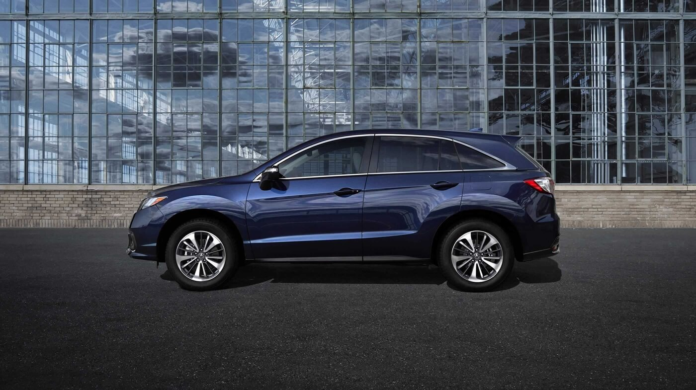 2017 Acura RDX base model side view