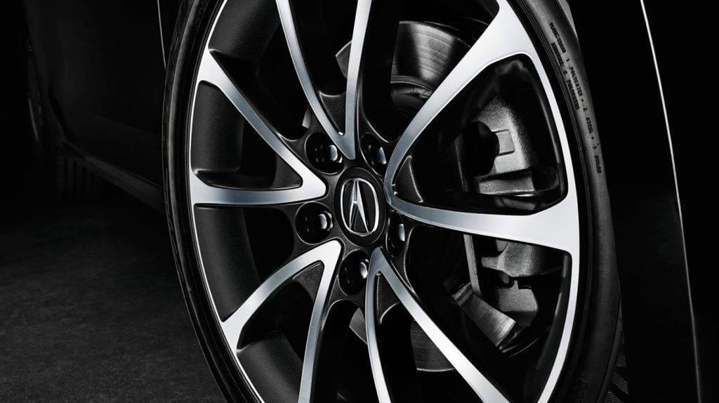 2017 Acura TLX 19-inch Diamond Cut Wheels