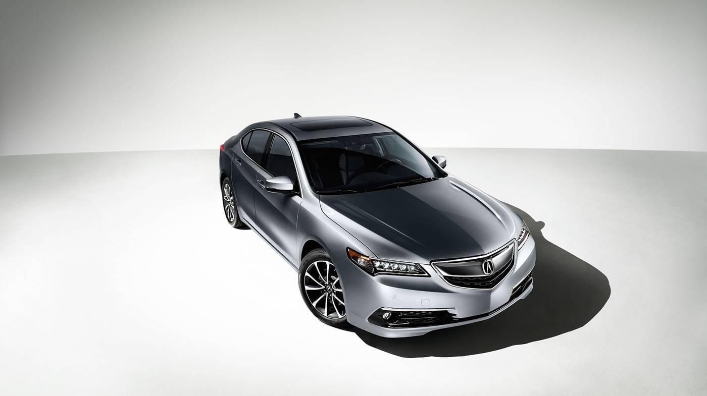 2017 Acura TLX Additional Attractions
