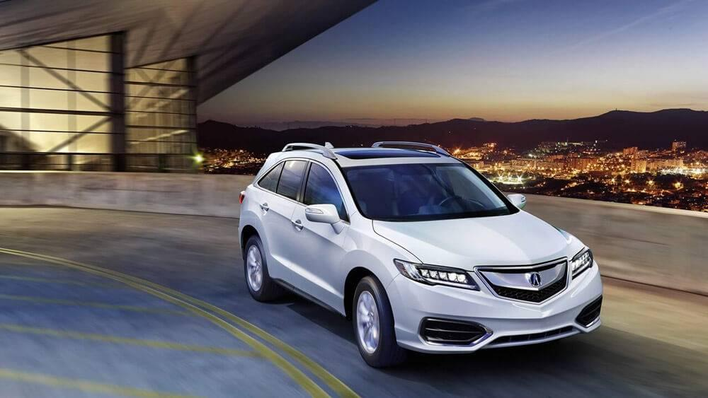 2017 Acura RDX Base White