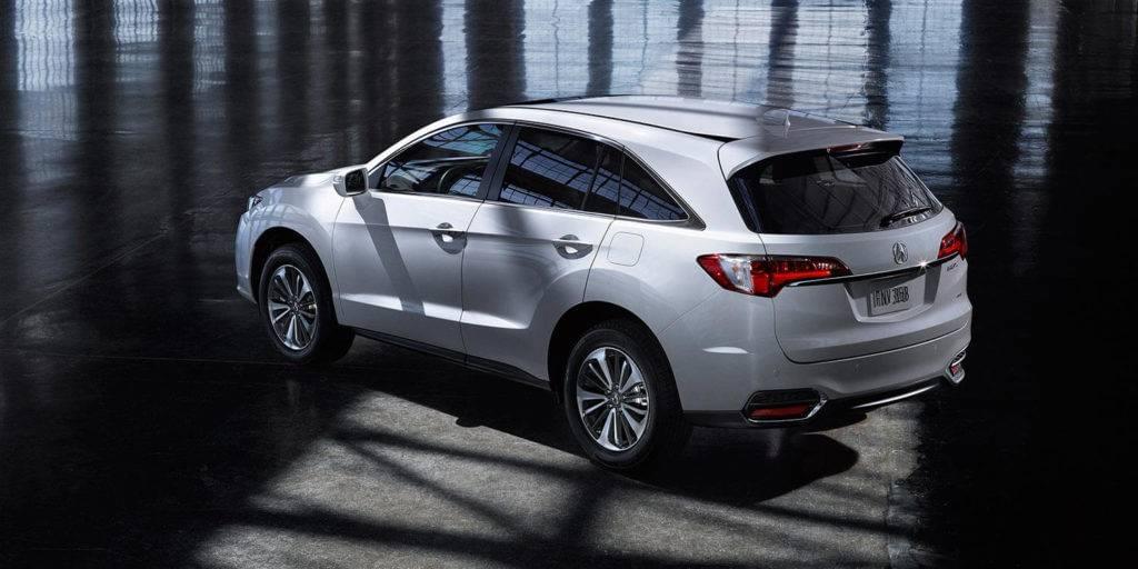 2017 Acura RDX exterior