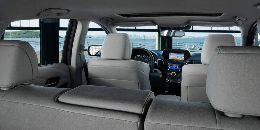 2017 Acura RDX interior