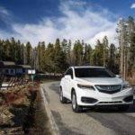 2017 Acura RDX test drive