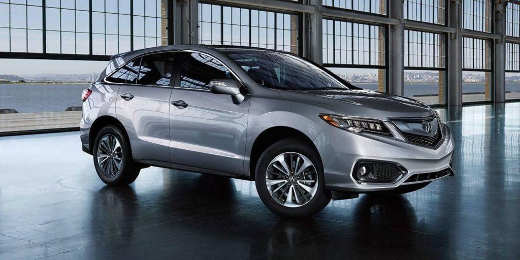 2017 Acura RDX trims