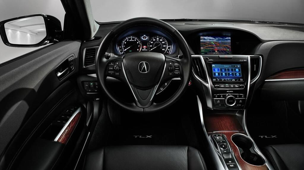 2017 Acura Tlx A Spec Package Bill Vince S Bridgewater Acura