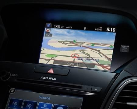 RDX Intuitive Navigation System