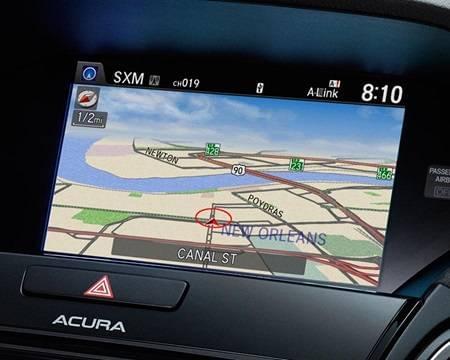 RDX Navigation System