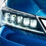 2017 Acura ILX Headlights
