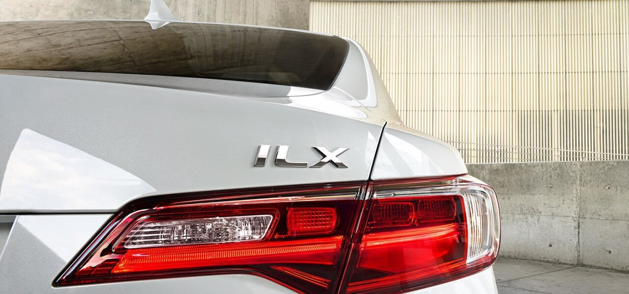 2017 Acura ILX rear exterior