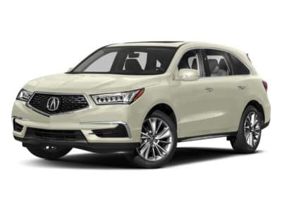 2018 Acura MDX SH-AWD Tech Package
