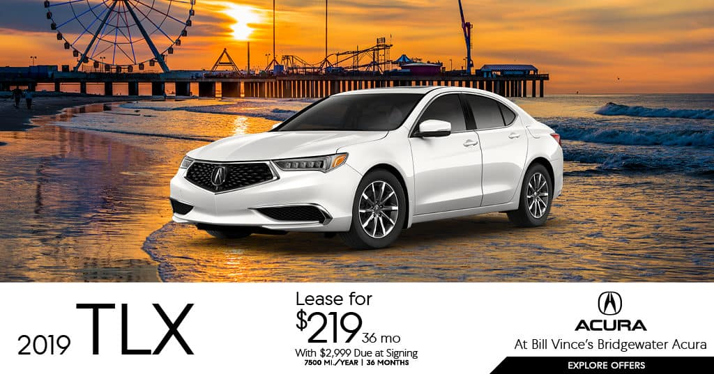 2019 Acura TLX 8-Speed