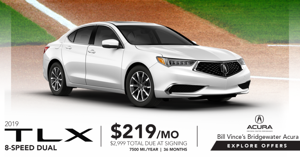 2019 Acura TLX 8-Speed