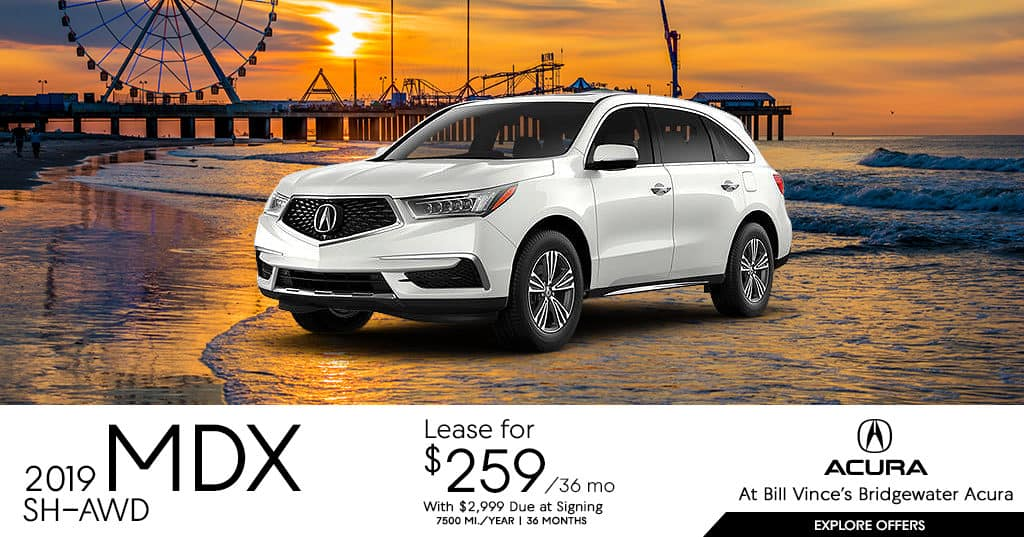 Acura Mdx Lease >> Bridgewater Acura Lease Offers Bill Vince S Bridgewater Acura