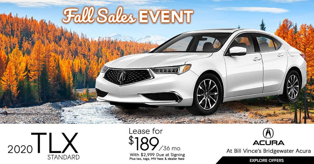 Acura Lease Deals >> Bridgewater Acura Lease Offers Bill Vince S Bridgewater Acura
