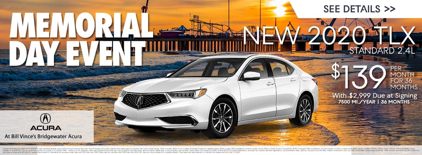 New 2020 TLX
