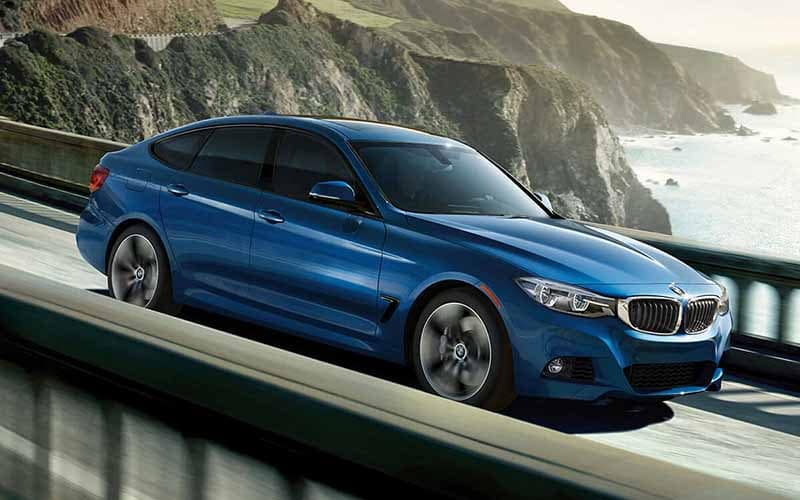 2018 BMW 3 Series GranTurismo Bridge