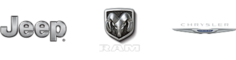 Logos Ram Chrysler Jeep