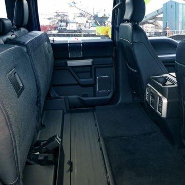 Ford Super Duty F-250 XL interior
