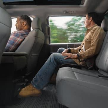 2018 Ford F-150 Passengers