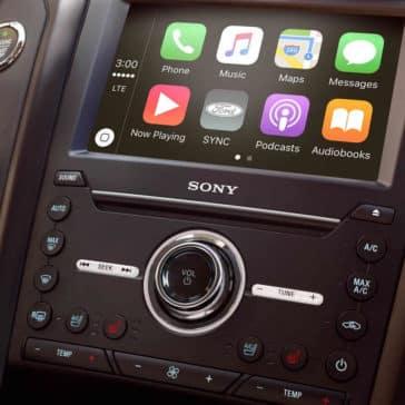 2018 Ford Fusion SYNC 3