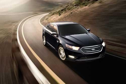 Ford Taurus Stability Track
