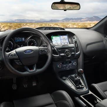 2018 Ford Focus ST Interior Dash