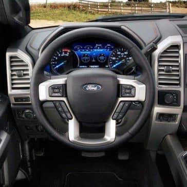 2018 Ford Super Duty Interior