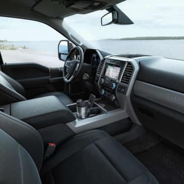 2018 Ford Super Duty LARIAT Interior