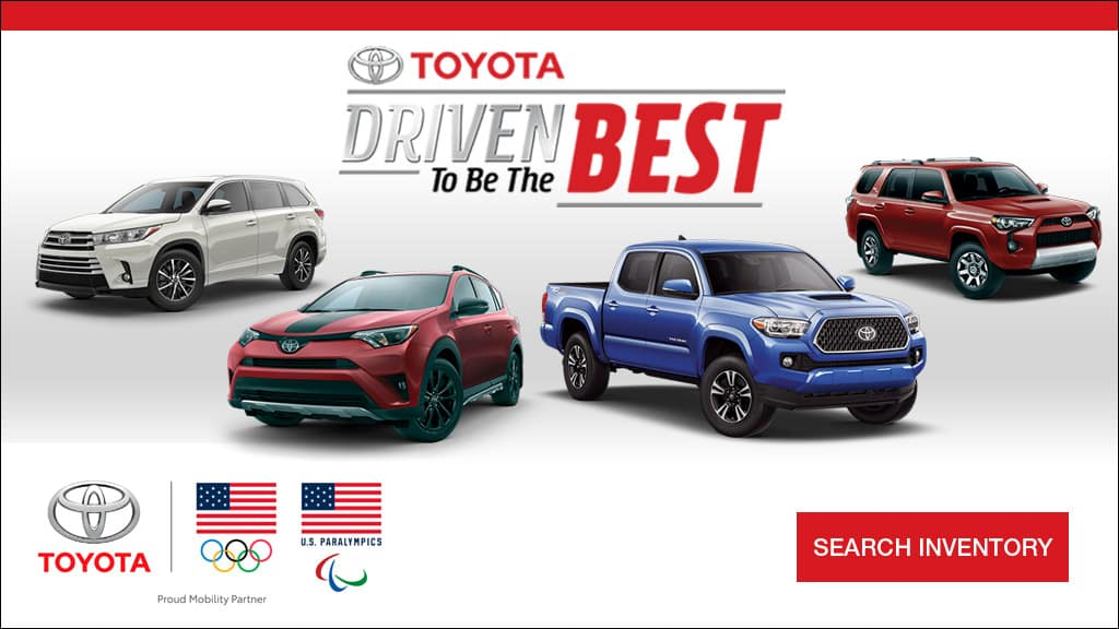 February 2018 Sales Event Cain Toyota