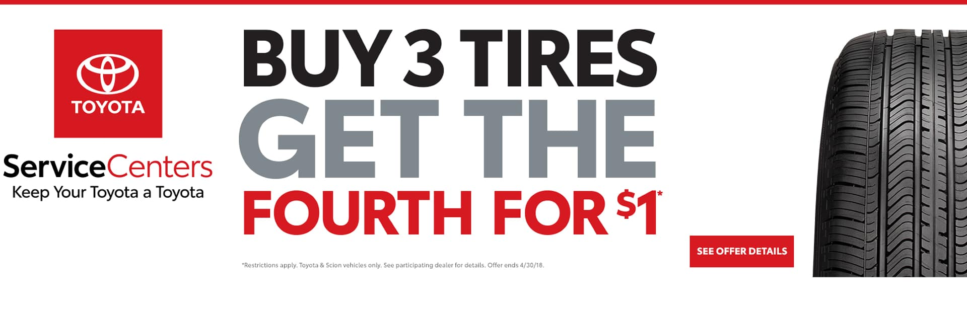 TIRE EVENT CAIN TOYOTA NORTH CANTON OHIO