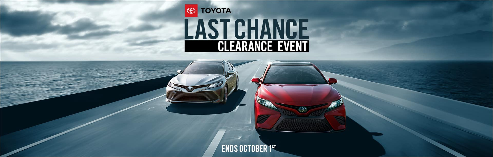 Toyota Last Chance Clearance Event Cain Toyota North Canton Ohio