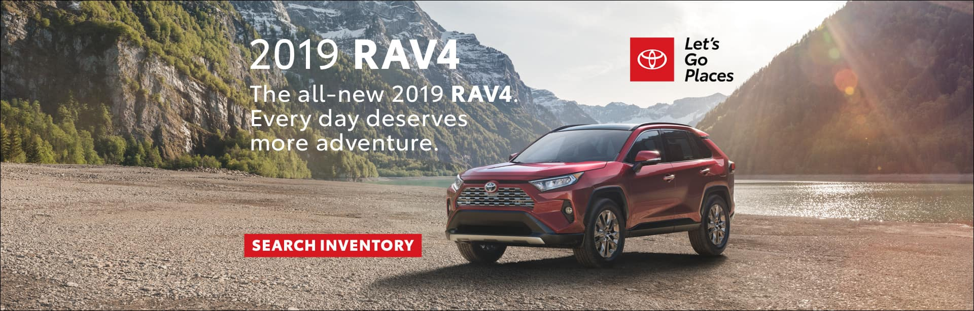 All New RAV4 at Cain Toyota North Canton Ohio