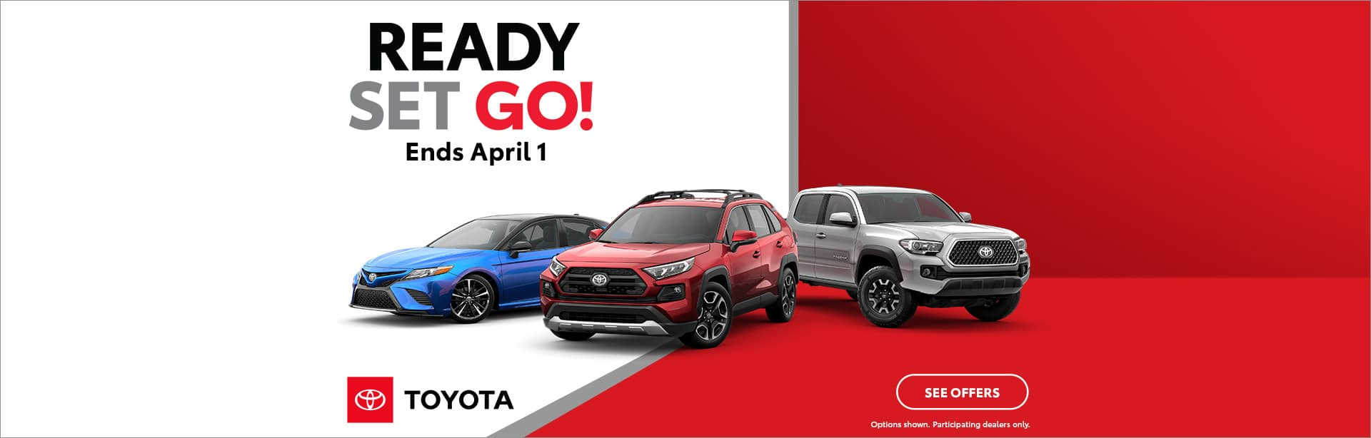 March Deals at Cain Toyota