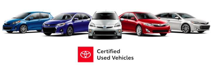 Certified Used Toyota >> Why Choose A Certified Pre Owned Toyota Cain Toyota
