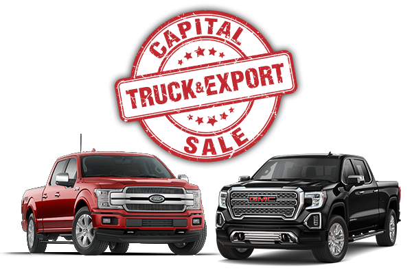 Ford or GMC - Trade your keys in today for cash!