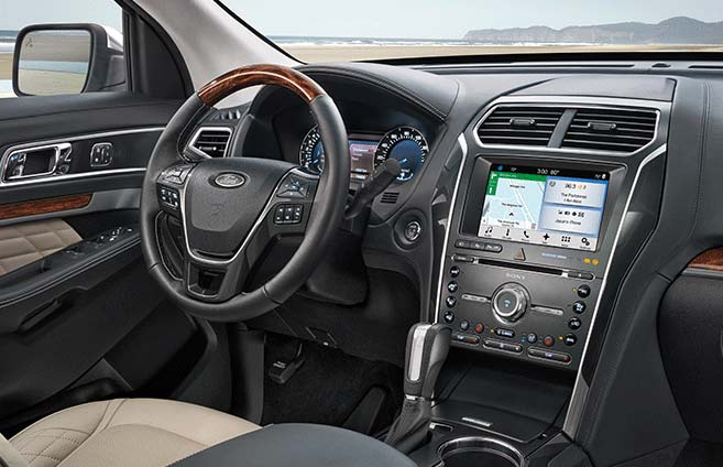 and adds news explore appearance unveiled explorer new more xlt car for placement prolific sport ford driver package the
