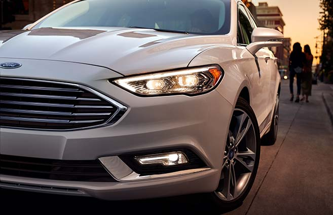 2017 Ford Fusion LED Lights & Lamps