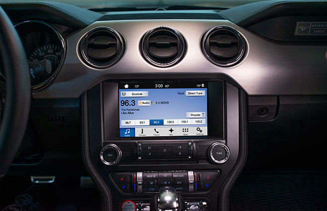 2017 Ford Mustang SYNC 3