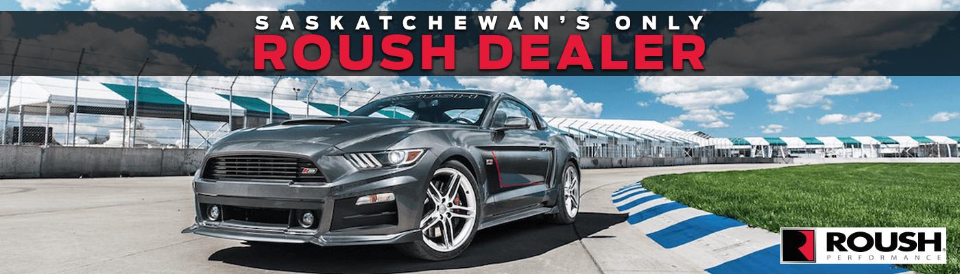 Capital Ford Lincoln - Saskatchewan's only Roush Dealer