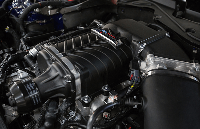 Roush Engines avainlable at Capital Ford Lincoln