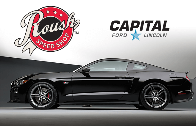 Capital Ford Lincoln is Saskatchewan's ONLY Roush Performance Dealer.