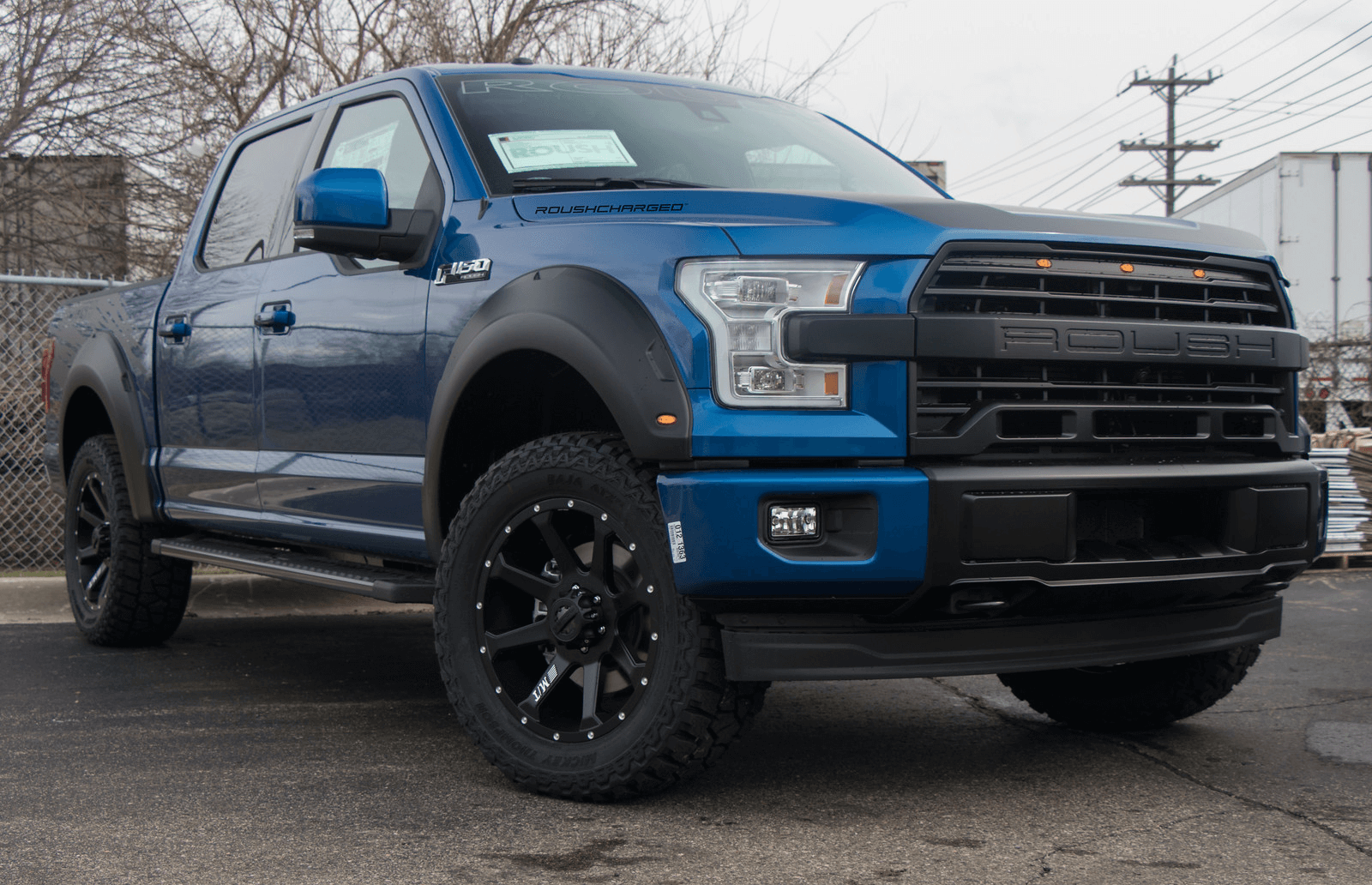 Ford f 150 roush in regina