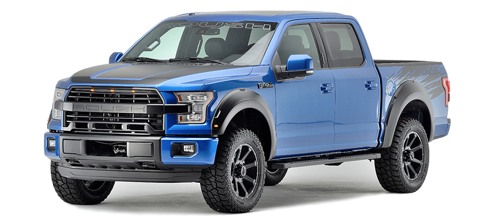 Ford F-150 Roush Custom Truck