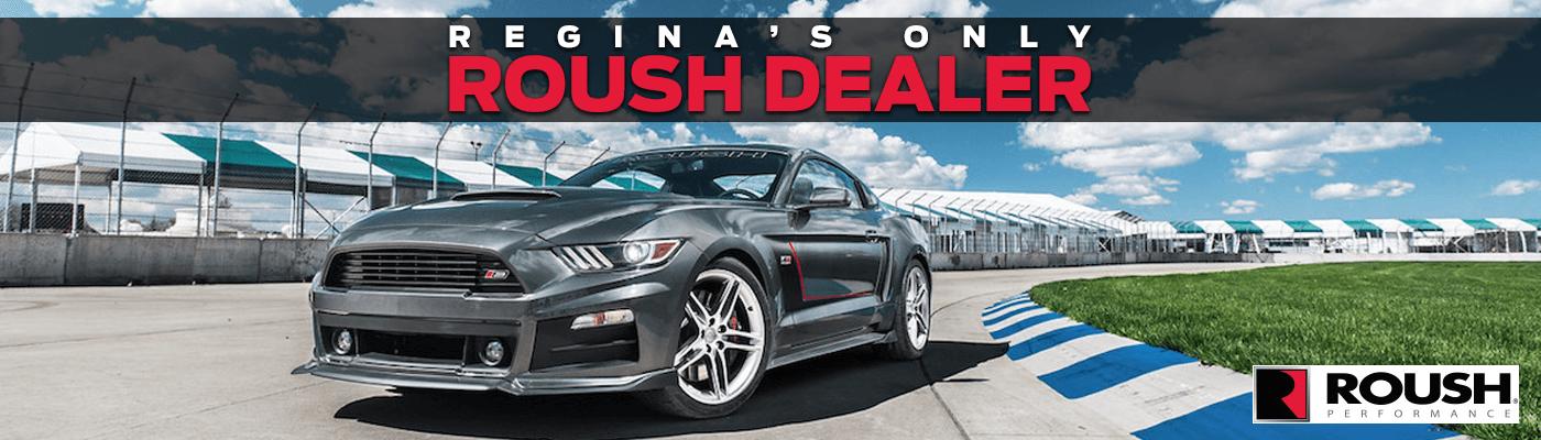Capital Ford Lincoln - Saskatchewan only Roush Dealer