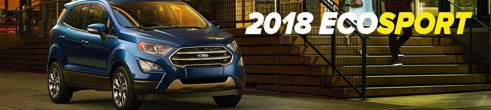 Introducing the 2018 Ford EcoSport
